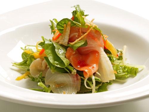 Эксклюзивные рецепты салатов с