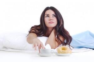Для женщин здоровое питание важнее секса