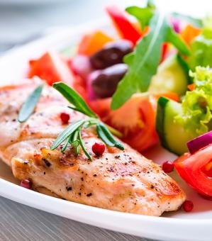 Правило заполнения тарелки! Секреты сбалансированного питания!