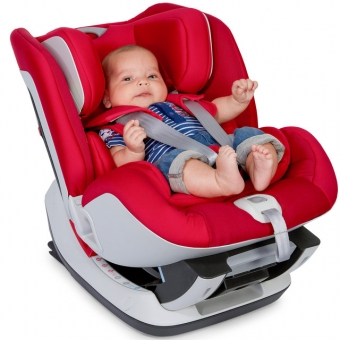 «Автокресло для малыша  — это уверенность и безопасность вашей семьи».