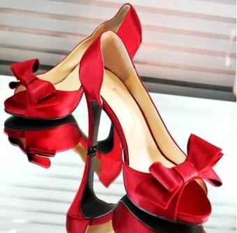Правильный выбор женских туфлей