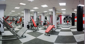 Тренажерный зал для финтнес занятий
