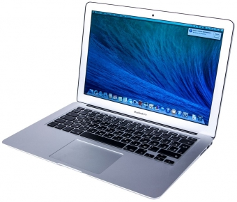 "Ноутбук Apple MacBook Air 13"" в серебре"