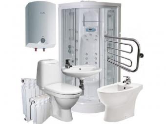 Сантехника для ванной и кухни