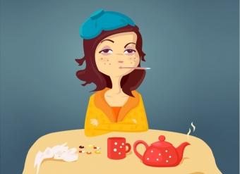Что нельзя делать при гриппе и простуде: ТОП-5 ошибок быстрого выздоровления