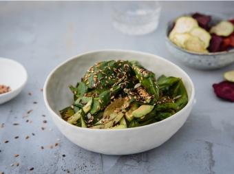 6 идеальных салатов для похудения