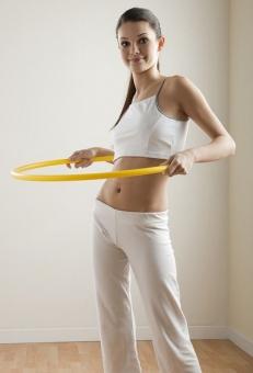 Тонкая талия за месяц: 5 эффективных упражнений