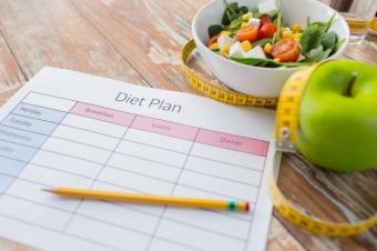 Как похудеть на 11 кг за две недели: идеальная диета