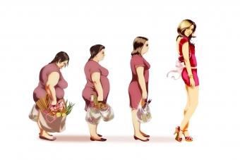 5 простых советов, которые помогут тебе похудеть за месяц