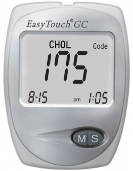 Анализатор крови EasyTouch на холестерин