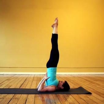 ТОП-5 поз йоги против воспалений и для укрепления иммунитета